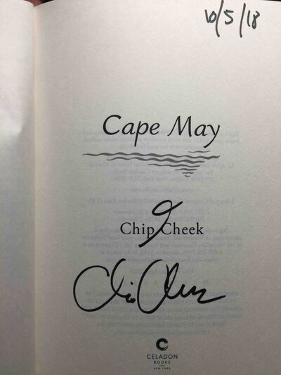 CAPE MAY. by Cheek, Chip.