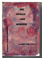 THE CHINESE LAKE MURDERS: Three Cases Solved by Judge Dee. by van Gulik, Robert (1910 - 1967.)