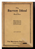 THE BARREN IDEAL. by Law, George .