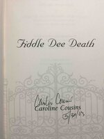 FIDDLE DEE DEATH. by Cousins, Caroline (pseudonym of Meg Herndon, Nancy Pate and Gail Greer)