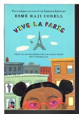 VIVE LA PARIS. by Codell, Esme Raji.