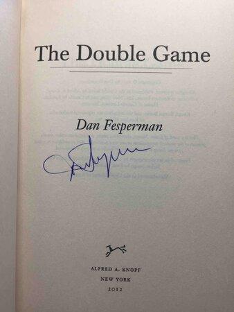 THE DOUBLE GAME. by Fesperman, Dan.