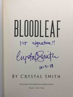 BLOODLEAF. by Smith, Crystal.