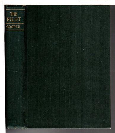 THE PILOT: A Tale of the Sea. by Cooper, James Fenimore.