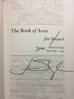 THE BOOK OF ARON. by Shepard, Jim.