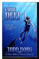 TAHOE DEEP. by Borg, Todd.