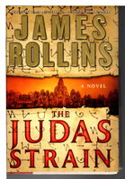 THE JUDAS STRAIN. by Rollins, James.