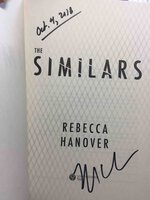 THE SIMILARS. by Hanover, Rebecca.