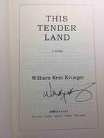 THIS TENDER LAND. by Krueger, William Kent.