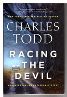 RACING THE DEVIL: An Inspector Ian Rutledge Mystery. by Todd, Charles.