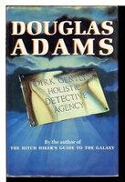 DIRK GENTLY'S HOLISTIC DETECTIVE AGENCY. by Adams, Douglas.