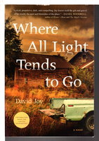 WHERE ALL LIGHT TENDS TO GO. by Joy, David.