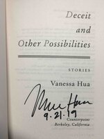 DECEIT AND OTHER POSSIBILITIES: Stories by Hua, Vanessa.
