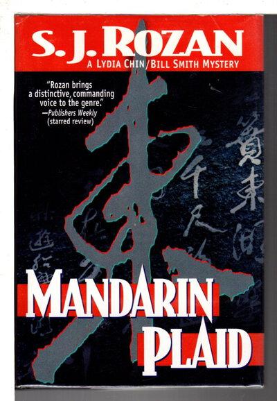 MANDARIN PLAID. by Rozan, S. J.