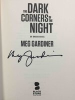 THE DARK CORNERS OF THE NIGHT: An UNSUB Novel. by Gardiner, Meg.