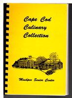 CAPE COD CULINARY COLLECTION. by Mashpee Senior Center.