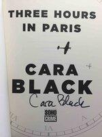 THREE HOURS IN PARIS. by Black, Cara.
