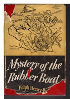 MYSTERY OF THE RUBBER BOAT. by Barbour, Ralph Henry,