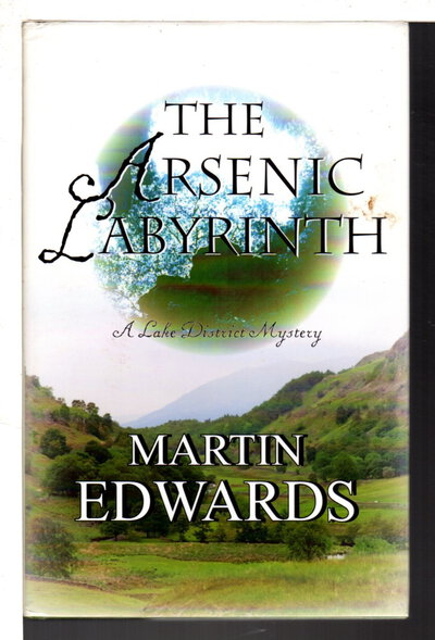 THE ARSENIC LABYRINTH. by Edwards, Martin.