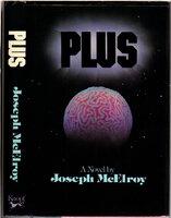 PLUS. by McElroy, Joseph.