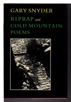 RIPRAP and COLD MOUNTAIN POEMS. by Snyder, Gary