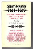 SALMAGUNDI: A Quarterly Journal of the Arts, Winter 1984, Number 62. by Boyers, Robert, editor; Nadine Gordimer.