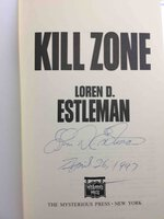 KILL ZONE. by Estleman, Loren D.
