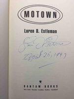 MOTOWN. by Estleman, Loren D.