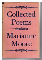 COLLECTED POEMS. by Moore, Marianne (1887 - 1972)