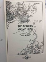 THE OCTOPUS ON MY HEAD. by Nisbet, Jim.