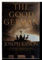 THE GOOD GERMAN. by Kanon, Joseph.