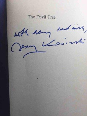 THE DEVIL TREE by Kosinski, Jerzy.