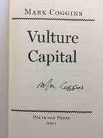 VULTURE CAPITAL. by Coggins, Mark.