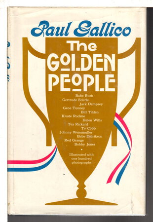 THE GOLDEN PEOPLE. by Gallico, Paul