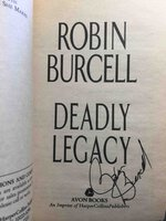 DEADLY LEGACY. by Burcell, Robin.