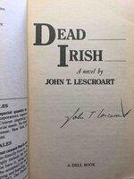 DEAD IRISH. by Lescroart, John T.