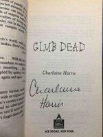 CLUB DEAD. by Harris, Charlaine.