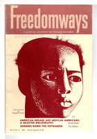 FREEDOMWAYS; Quarterly Review of the Freedom Movement, Vol. 9, no. 4, Fourth Quarter, 1969. by Clarke, John Henrik, Esther Jackson, J. H. O'Dell, editors. Ernest Kaiser, John Henrik Clarke, Mari Evans and others, contributors.