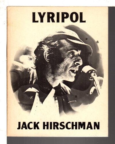 LYRIPOL. by Hirschman, Jack.