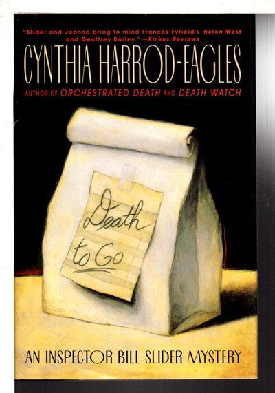 DEATH TO GO. by Harrod-Eagles, Cynthia.