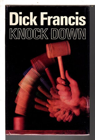 KNOCKDOWN. by Francis, Dick.