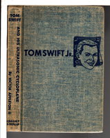 TOM SWIFT AND HIS ULTRASONIC CYCLOPLANE: Tom Swift, Jr Adventures series #10. by Appleton, Victor II.