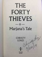 THE FORTY THIEVES: Marjanas Tale. by Lenzi, Christy.