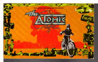 THE ATOMIC CAFE: The Book of the Film. by Rafferty, Kevin; Jayne Loader and Pierce Rafferty. Designed by David Larkin.