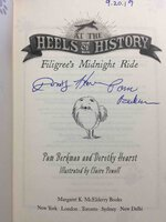 FILIGREE'S MIDNIGHT RIDE: At the Heels of History. by Berkman, Pam and Dorothy Hearst.