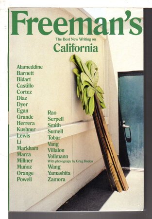 FREEMAN'S CALIFORNIA. by Freeman, John, editor.
