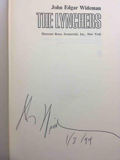 THE LYNCHERS. by Wideman, John Edgar.