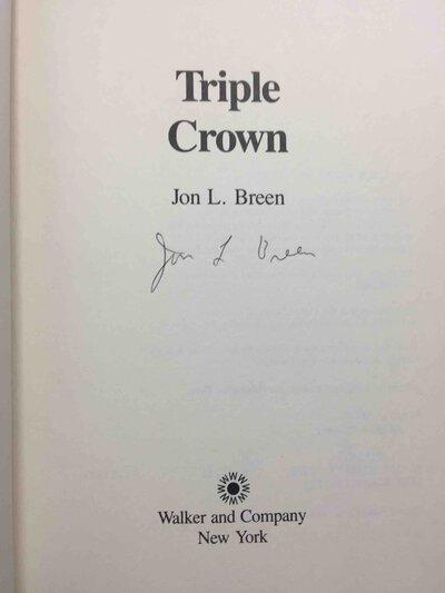 TRIPLE CROWN. by Breen, Jon L.