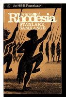 ORIGINS OF RHODESIA. by Samkange, Stanlake