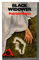 BLACK WIDOWER. by Moyes, Patricia.